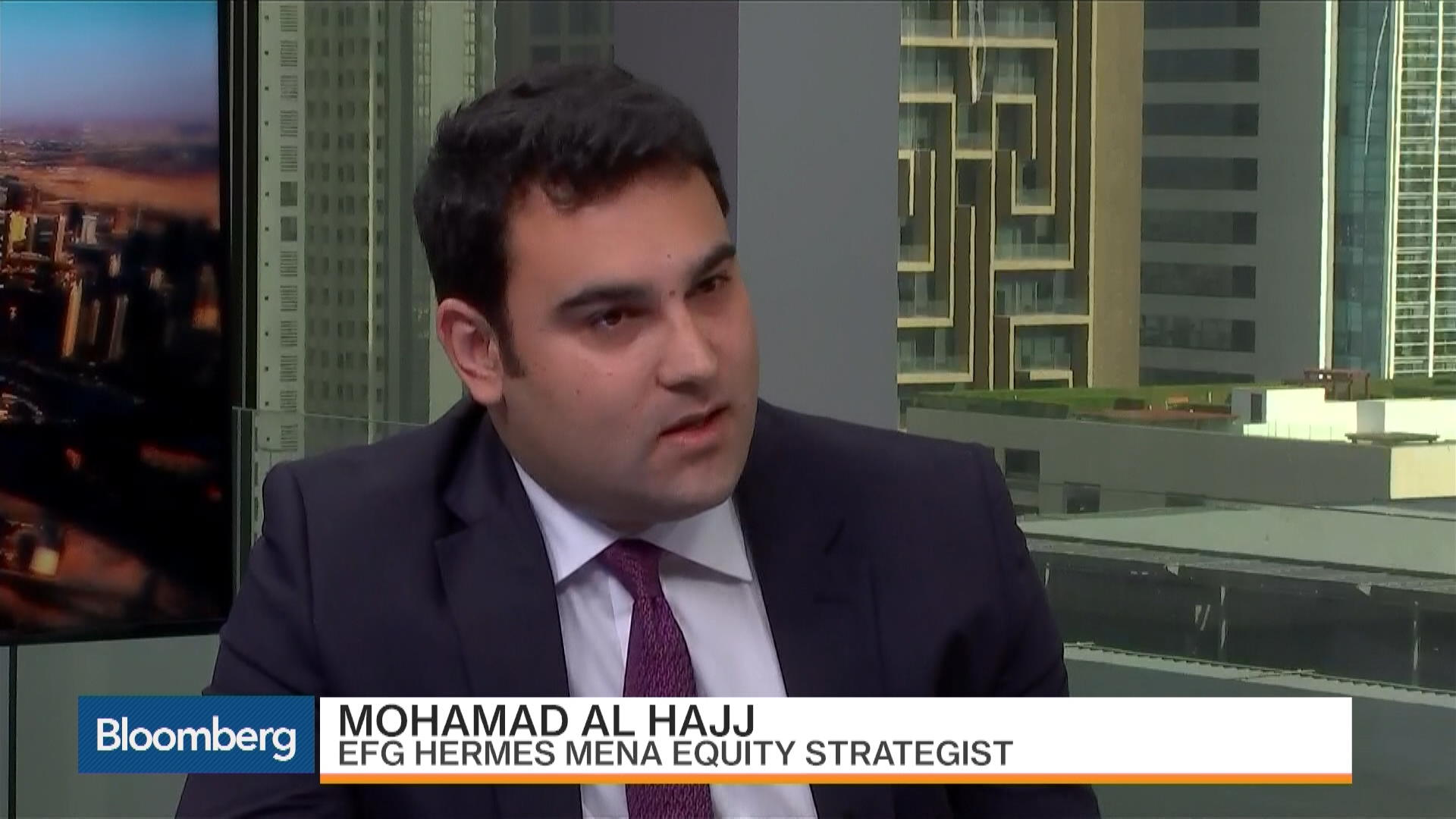EFG's Al Hajj Says OPEC Production Cuts Haven't Failed