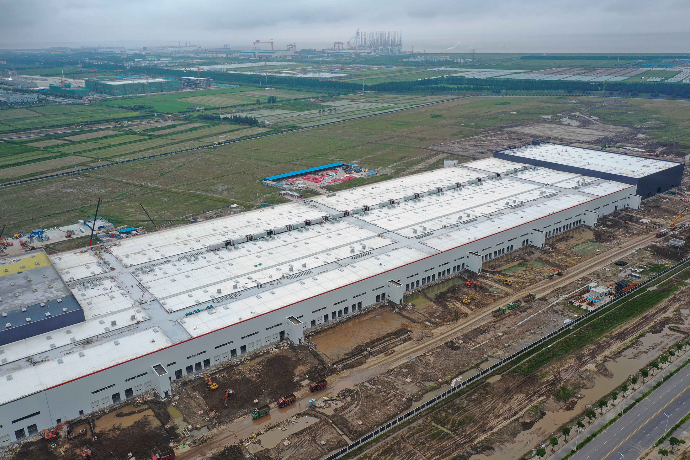 Tesla to Pay China $323 Million a Year in Tax for Factory