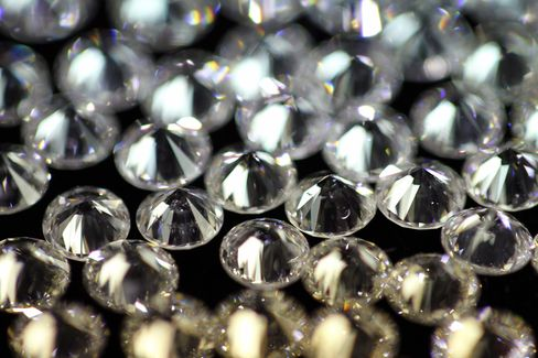 Diamonds To Outpace Gold As Spending In Asia Rises