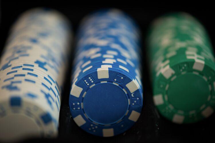 Poker Chip Illustrations