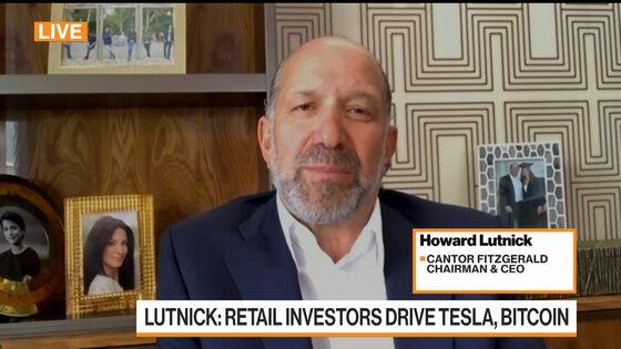 Cantor CEO Lutnick Likens Tesla, Bitcoin Surges to GameStop Saga