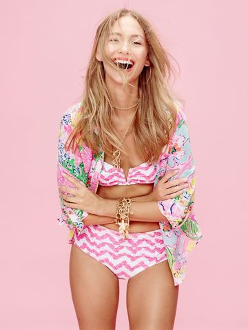 Items from the Lilly Pulitzer for Target collaboration