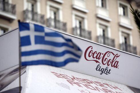 Greek Exit Costs Hurt Coca-Cola Hellenic Debt