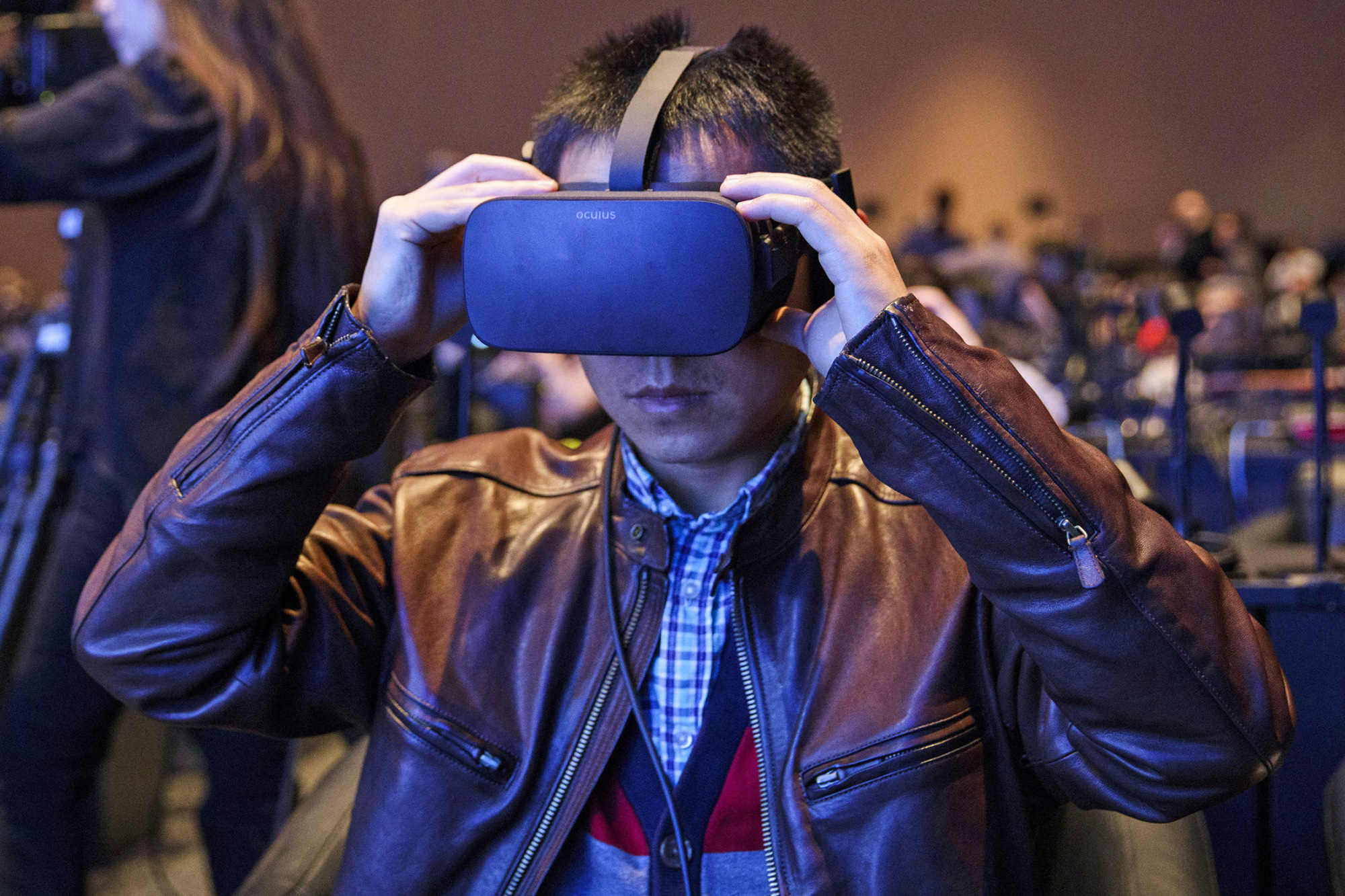 Facebook's Virtual Reality Foray Derided as 'Fanciful Story'