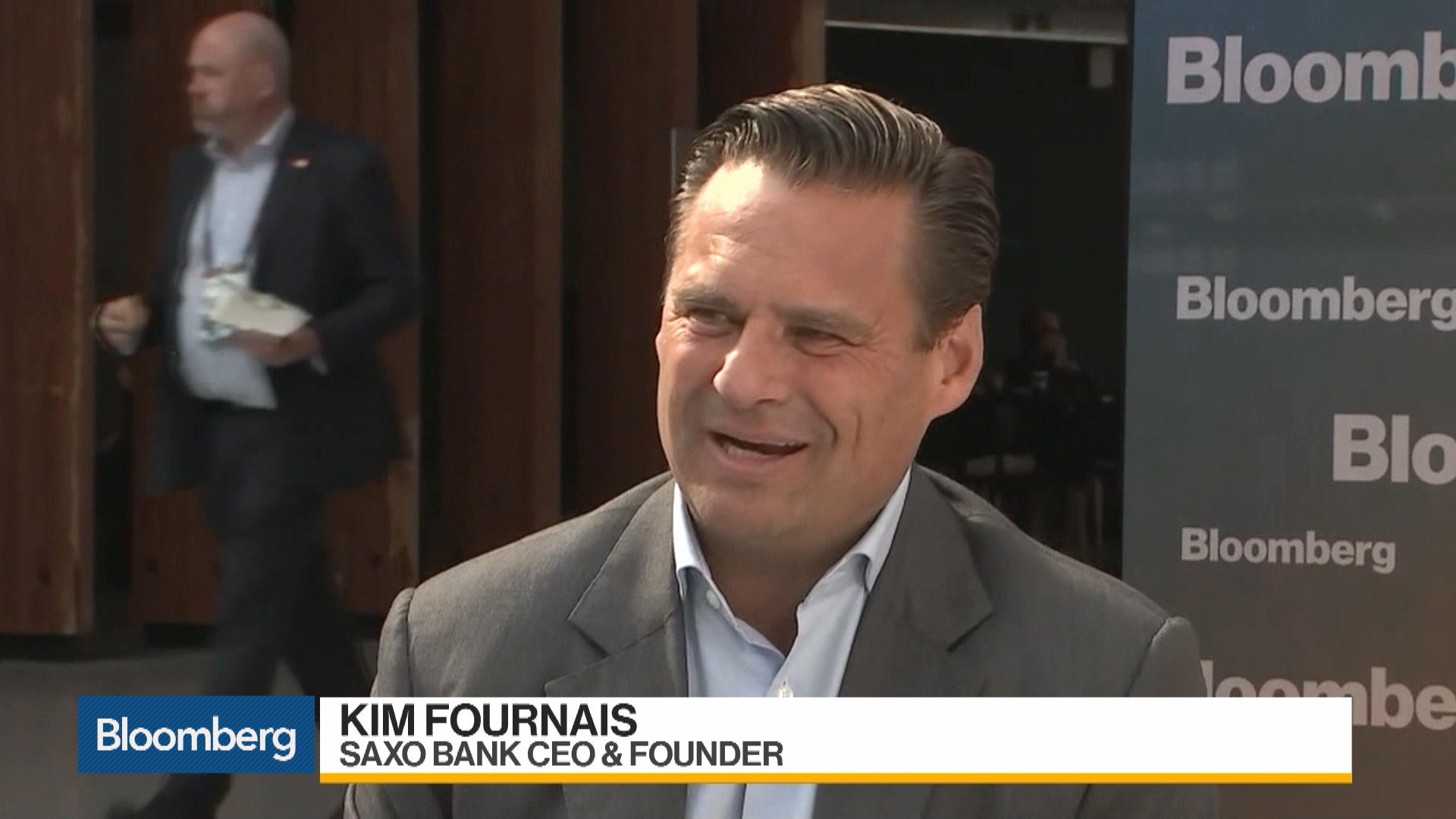 Saxo Bank CEO Kim Fournais Sees Low Volatility as the New Normal