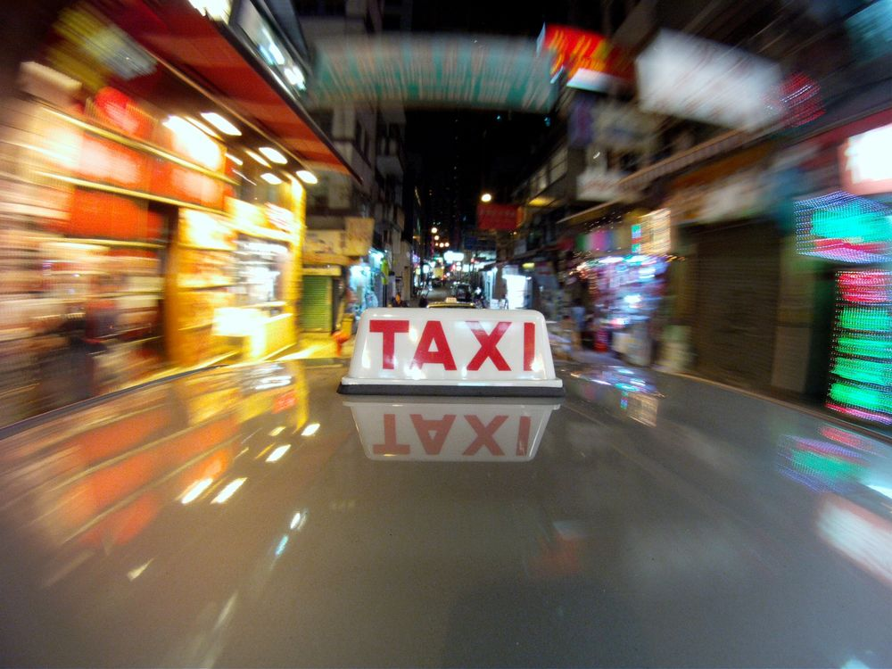 Hong Kong's Taxi Drivers Aren't Getting Any Younger