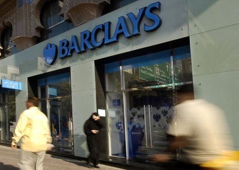 Barclays' Azar Sees Pick-Up in Middle East M&A