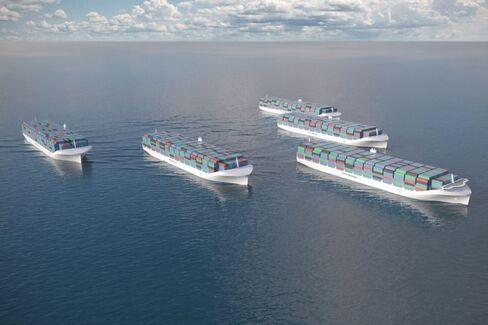 Will Drone Cargo Ships Sail the Seven Seas?