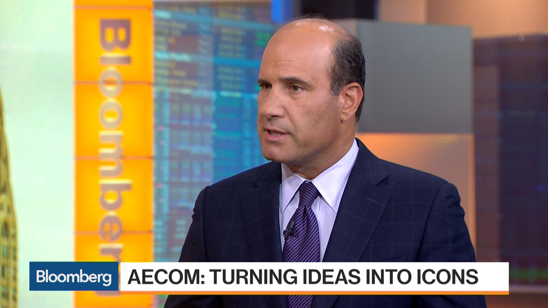 ACM:New York Stock Quote - AECOM - Bloomberg Markets