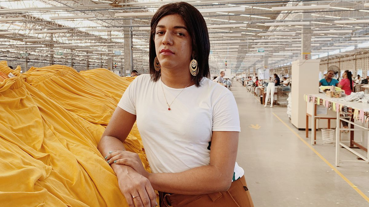 Brazil's Biggest Employer of Trans People Flies Its Pride Flag