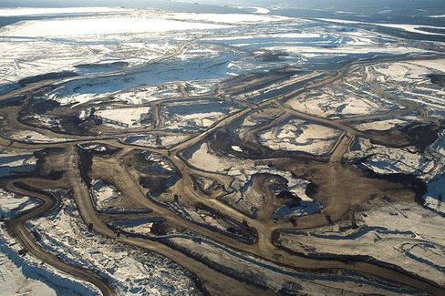 Canada Wonders Why Crude Oil Is Coming From Texas