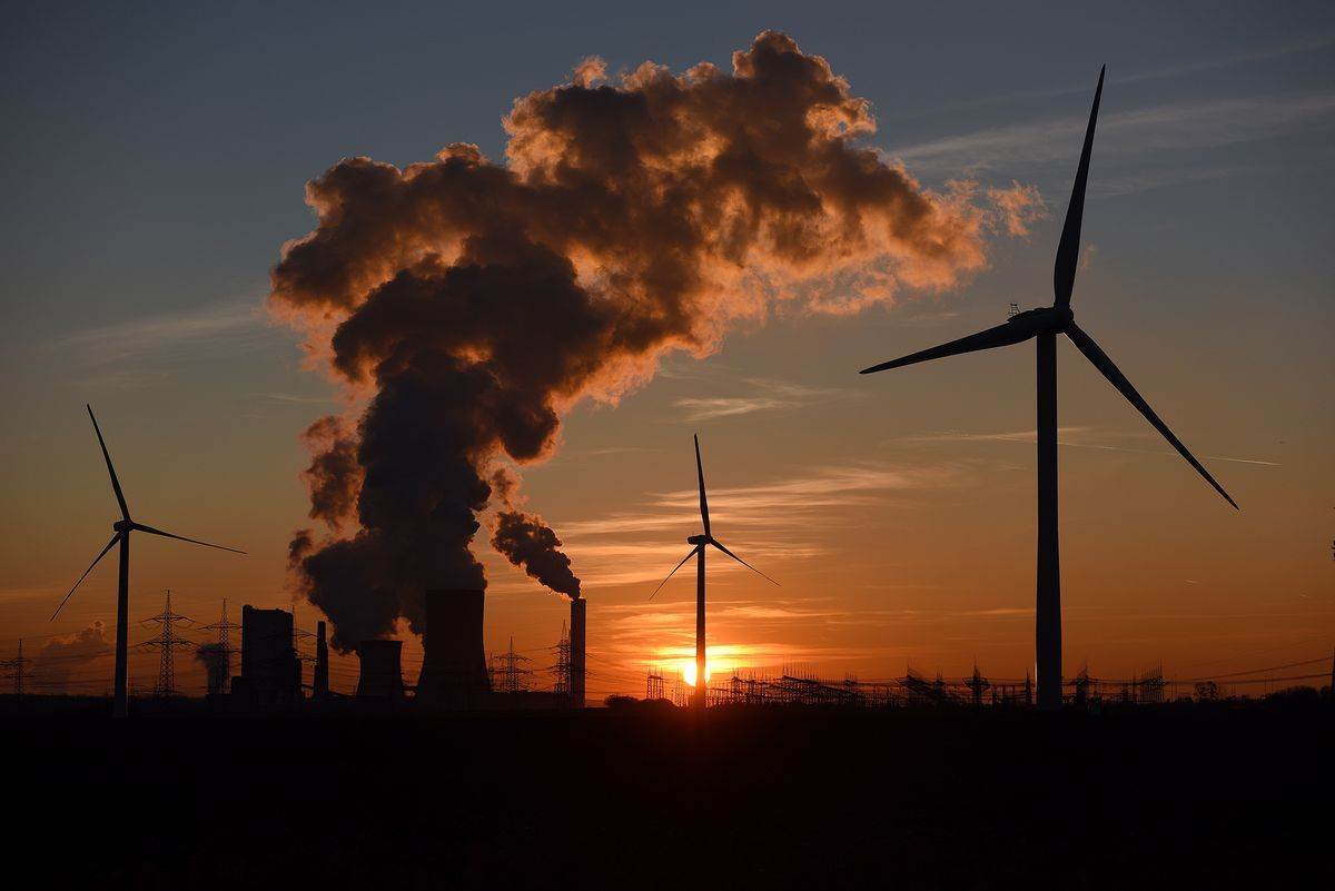 ECB Under Pressure to Ditch Climate Polluters From Balance Sheet