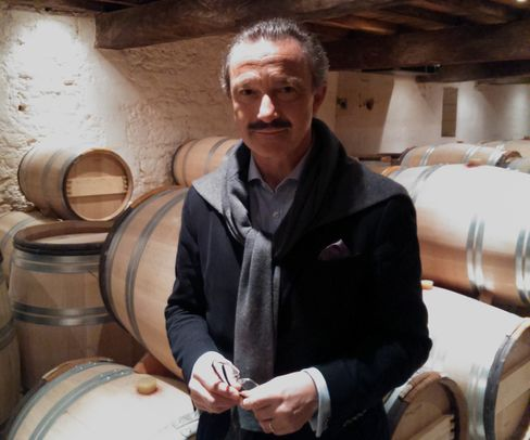 Chateau Canon La Gaffeliere Owner Stephan von Neipperg