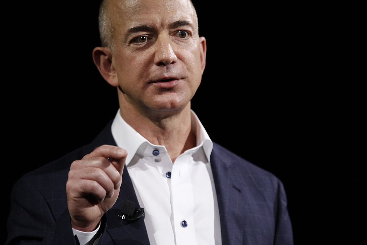 Amazon's Bezos Disrupts Another Frontier, With Just One Tweet