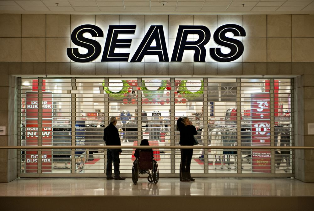 Eddie Lampert's Old Yale Classmate Battles Sears In Court Bloomberg Enchanting Shld Stock Quote
