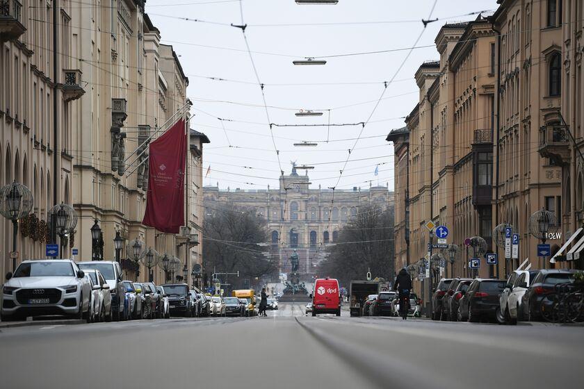 Bavaria's Capital Under Lockdown