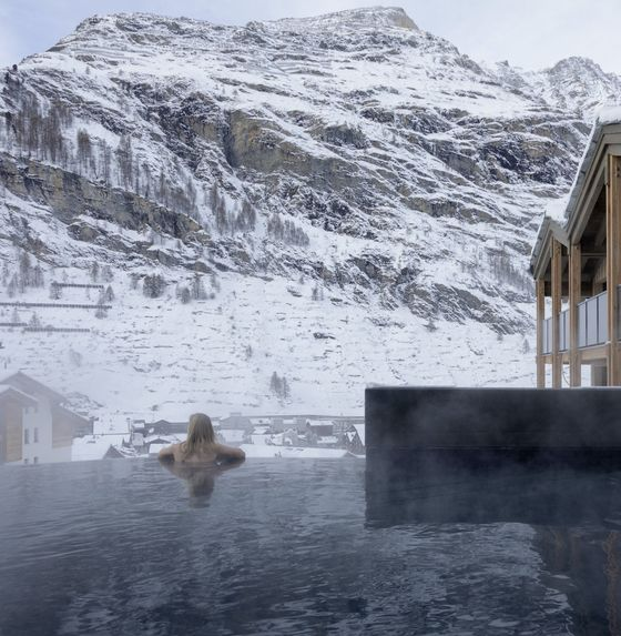 The Hottest New Hotels Are a Welcome Respite From the Cold