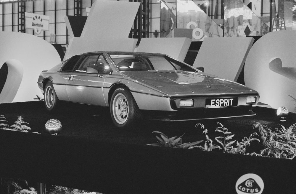Why The Lotus Esprit Is Worth Investing In Bloomberg