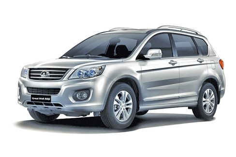 Great Wall Motor's H6 SUV