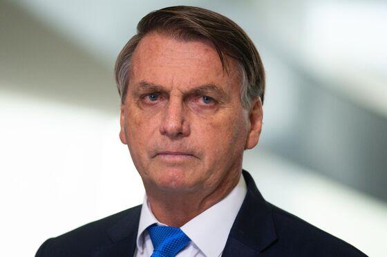 Brazil's Cash Handouts Fail to Buoy Bolsonaro's Popularity