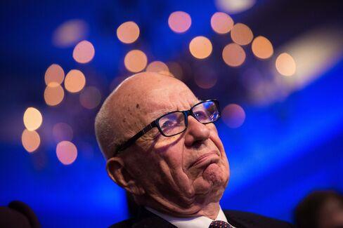 News Corp. Chairman Rupert Murdoch