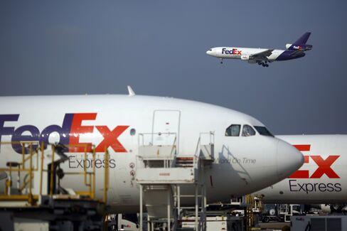 FedEx Jet Freighter