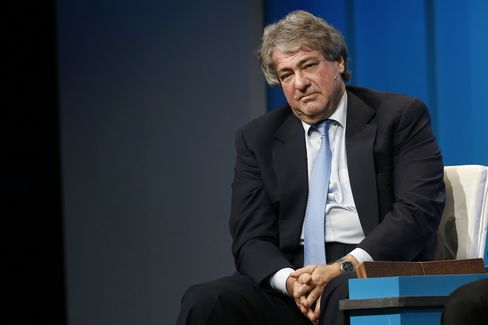 Apollo Global Chairman Leon Black