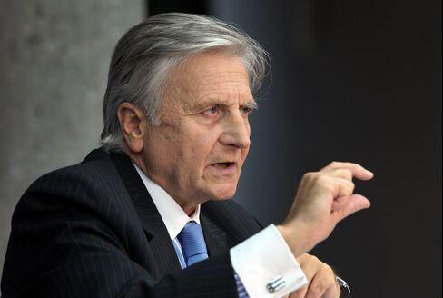 Trichet Loses His Cool