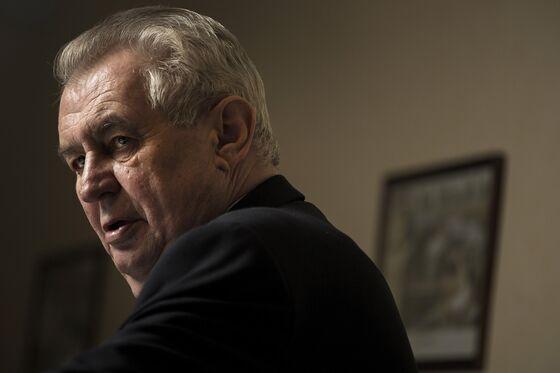 Czech Ballot Turmoil Deepens as President Rushed to Hospital