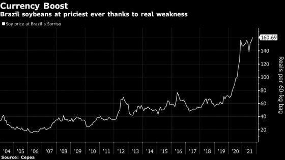 A Brazilian Farming Boom Is Rewarding Funds That Bet on Bad Debt