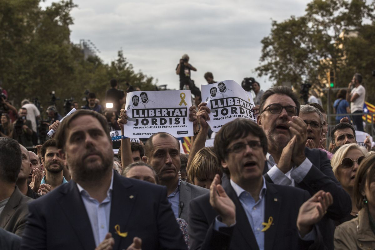Catalonia Leans Toward Elections, Not Independence
