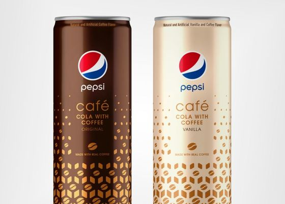 Pepsi to Sell Coffee-Cola Drink That Has Twice as Much Caffeine