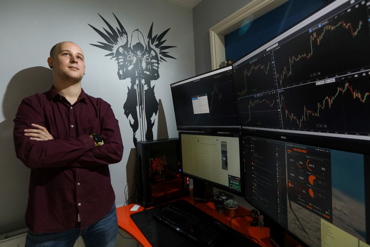 This Trader Made 295% on Cryptocurrency Derivatives