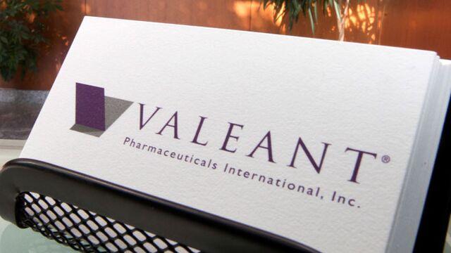 Valeant's 'Circular Firing Squad' Claims CEO Pearson