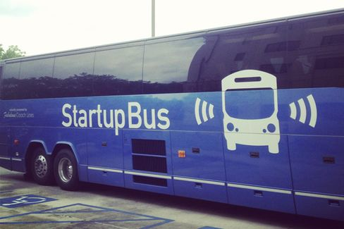 Hitching a Ride on a StartupBus Bound for Austin: Part III