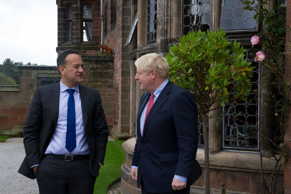 Boris Johnson's Brexit Pathway Is Full of Holes