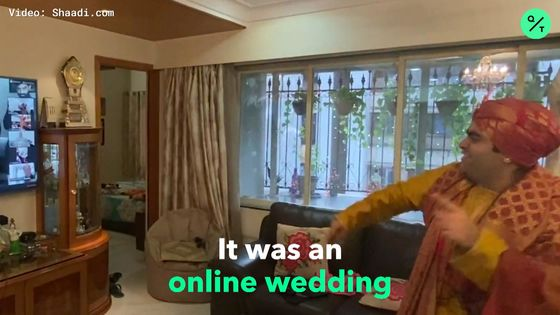 India's Once Lavish Weddings Are Now Taking Place on Zoom