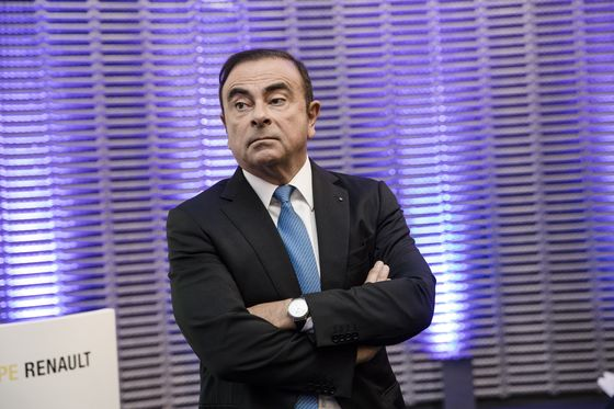 What Carlos Ghosn's Indictment Means for Renault