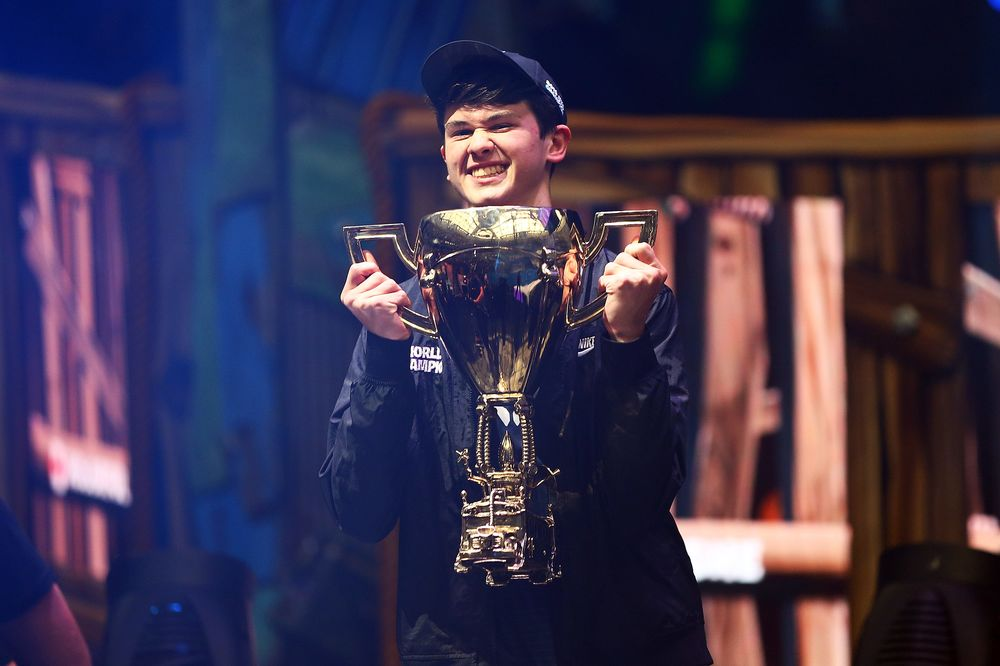 Teen Wins 3 Million Prize In First Fortnite World Cup
