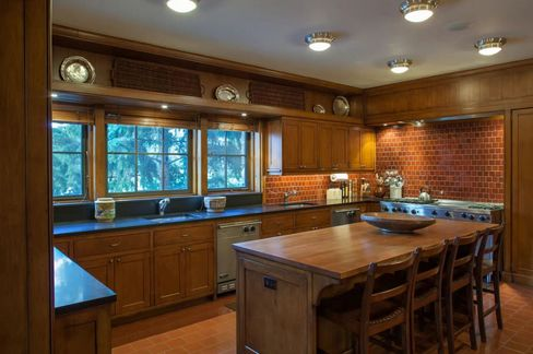 Kitchen at Sun Valley Estate. Source: Relevance New York via Bloomberg