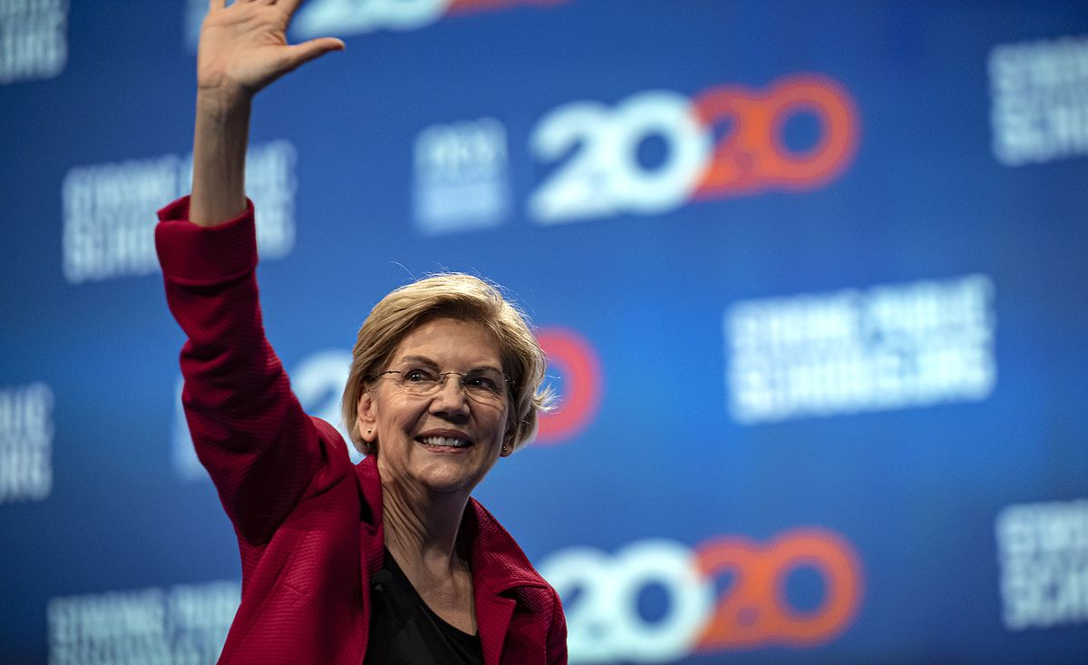 Elizabeth Warren Finally Says How She'll Pay for Medicare for All