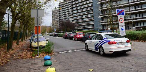 The Molenbeek district of Brussels on Nov. 15, 2015.