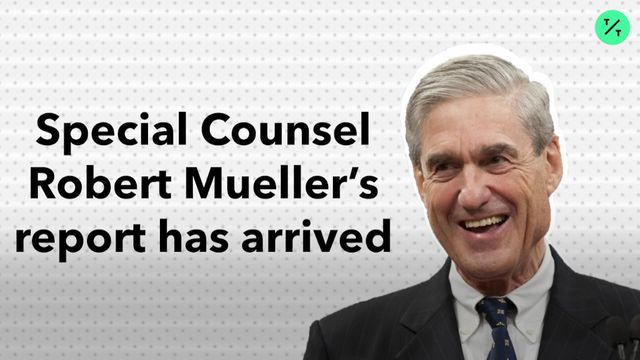 Your Weekend Reading: The Mueller Report Is In