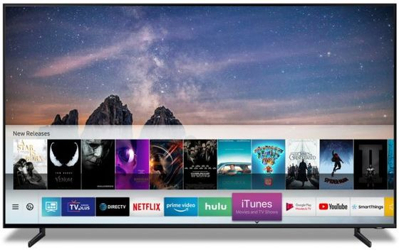 Apple to Start Offering iTunes Movies and Shows on Samsung TVs