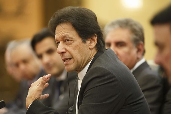 Imran Khan Revives Dialogue With Taliban to Influence Outcome