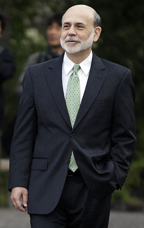 Bernanke Says He Wouldn't Rule Out Further Asset Purchases