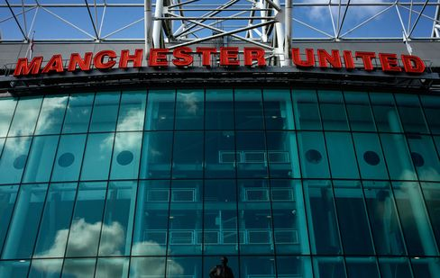 Manchester United Said to Plan Filing for $500 Million U.S. IPO