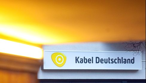 Liberty Makes Bid for Kabel Deutschland in Contest With Vodafone