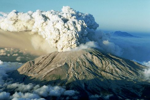 What Do Mount St. Helens and Industry Disruptions Have in Common?