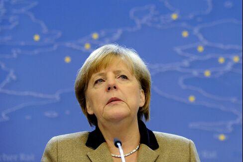 Merkel Economy Shows Neglect Amid Concern Over Sick Man's Return